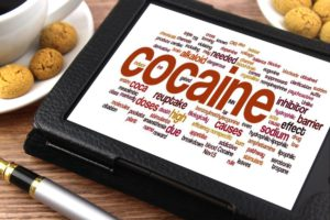 Coca tablet